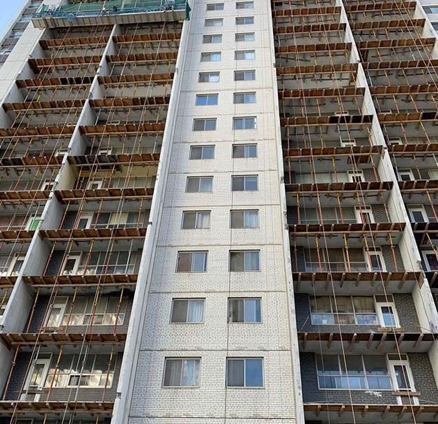 Brampton Building Envelope Solutions, Underground Parking Garage Restoration and Balcony Repair